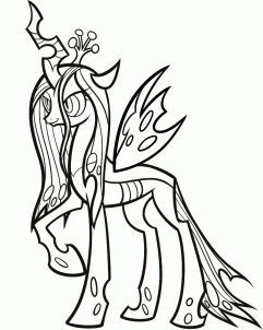 how-to-draw-queen-chrysalis-my-little-pony-step-8-chrysalis-draw-Pony-queen how to draw queen chrysalis, my little pony step 8  chrysalis, draw, Pony, queen... Cartoon