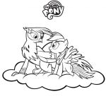 mlp printable coloring pages | Applejack My Little Pony Coloring Pages  Applejac...