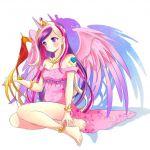 my little pony | My Little Pony: Princess Cadance by Rurutia8