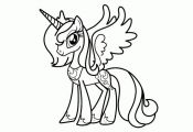 my little pony coloring pages luna  Coloring, Luna, Pages, Pony #cartoon #colori...