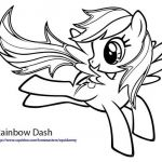 my little pony coloring pages rainbow dash | pony coloring pages princess celest...