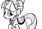 my little pony coloring pages rarity dress up