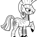 zecora My Little Pony coloring page