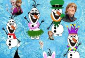 10+ FREE Frozen Printables! Including party printables and build your own Olaf! ...