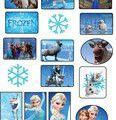 Free Frozen Printables!!!