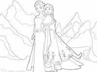 18 pages of Frozen printables for your children or students!  Children, Frozen, ...