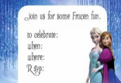 31 wife fo' life: Frozen Printable