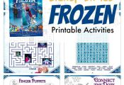 Can't wait to see Disney On Ice presents FROZEN, check out these free Disney...