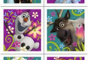 Check out the deal on Disney Frozen Stickers 4 Sheets at Parties4Kids