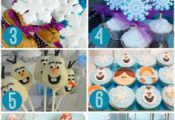 Check out these amazing Frozen parties from our community + free Frozen printabl...