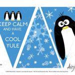 Christmas bunting, Christmas garland, Christmas download, Christmas printable, K...