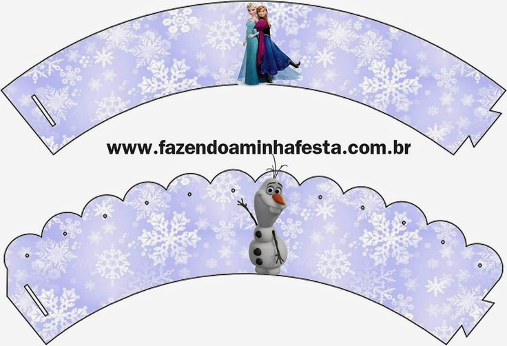 Cute-Frozen-Party-Free-Party-Printables-and-Images Cute Frozen Party: Free Party Printables and Images. Cartoon