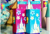 DISNEY FROZEN Printable Juice Box Wrappers - Coronation Day on Etsy, $3.00