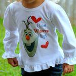 DIY-Frozen-Olaf-S..._ printable shirt transfer