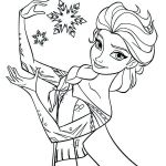 Delightful Frozen Coloring Sheets Free Frozen Printable