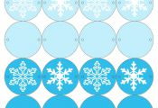 Disney's Frozen Party Printables ~ FREE printables for the whole party | Homek...