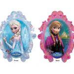 """Disney Frozen Elsa & Anna 31"""" Jumbo Balloon Birthday Party Favor Supplies"""