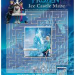 Disney Frozen Free Printable Maze