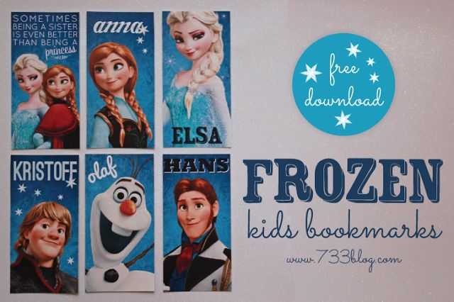 Disney-Frozen-Inspired-Dress-and-Free-Printable-Bookmarks Disney Frozen Inspired Dress and Free Printable Bookmarks Cartoon