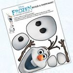 Disney Frozen Printable Activity Sheets & Fun Tour - Home - Easy, Fun & Free Th...