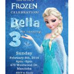 Disney Frozen Printable Birthday Party by squigglestudio on Etsy, $7.00