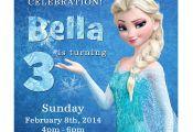 Disney Frozen Printable Birthday Party by squigglestudio on Etsy, $7.00