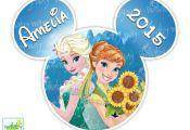Disney Frozen Printable Disney Iron On Transfer or as Clip Art, DIY Disney Shirt...
