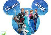 Disney Frozen Printable Iron On Transfer or Use as Clip Art - DIY Disney Frozen ...