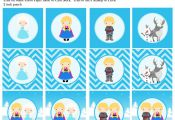 Disney Frozen Printables | ... Printable Set FREE ~ Homeketeers ~ #Free #Printab...