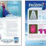 Disney Frozen cape instructions