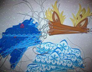 Disney Frozen printable tiara Wallpaper