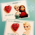 Disney's Frozen Free Printable Valentines (Anna and Elsa)