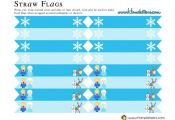 Disney's Frozen Party Printables ~ FREE