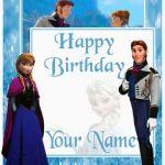 Disney+Frozen+-+34a+-+Edible+Photo+Cake+Topper+-+Free+Personalization