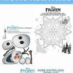 Disney's FROZEN Activities #DisneyFrozen