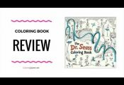 Dr Seuss Coloring Book is the first Dr Seuss Colouring Book for adults  based on...