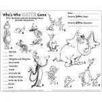 Dr Seuss Coloring Pages Download - Happy Birthday Dr Seuss Coloring Pages FunyCo...