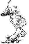 Dr Seuss Coloring   Printable Coloring  Coloring, Dr, printable, Seuss #Coloring...