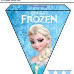 Elsa Banner | Free Printables for the Disney Movie Frozen | SKGaleana: