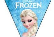 Elsa Banner | Free Printables for the Disney Movie Frozen | SKGaleana: