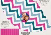 FREE FROZEN PRINTABLES   Frozen: Colored Free Printable Party Kit.