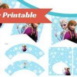 FREE Frozen Party Printable
