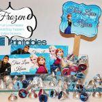 FREE Frozen Valentine's Day Printables