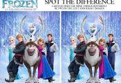 FREE PRINTABLE : 10 Disney FROZEN printable activities www.grandmasbrief...