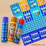 FREE-Printable-Frozen-ChapStick-Labels-lots-more FREE Printable Frozen ChapStick Labels & lots more! Cartoon