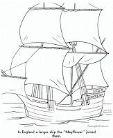 FREE-Printable-Mayflower-Coloring-Pages-–-Surviving-A-Teachers-Salary-Colorin FREE Printable Mayflower Coloring Pages – Surviving A Teachers Salary  Colorin... Cartoon