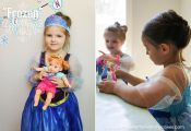 """""""FROZEN"""" Eggo Waffle Party with FREE Printables!"""