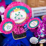 FROZEN Party COMPLETE Frozen Birthday Party por KROWNKREATIONS
