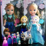 FROZEN Toys inspire cute Valentine's cards! #FrozenFun #cbias #shop