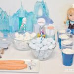 FROZEN movie release with a party & Free printables - Our Thrifty Ideas